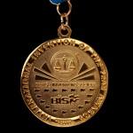 Gold medal PEG