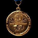 Gold medal CROFENDER